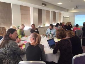 Digital Leaders FE course, Bristol, 18/11/2015