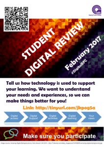 DigitalStudent Review Poster 2 TELL US