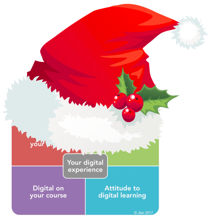 wishing all our tracker contacts and institutions a merry christmas and a very happy student centred and data rich new year